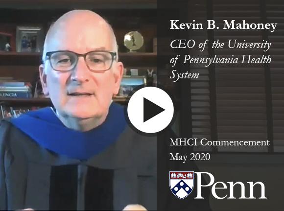 Kevin Mahoney, CEO Penn Health System