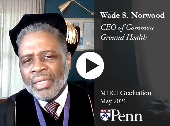 Wade Norwood, CEO Common Ground Health