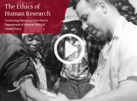 History of Medical Ethics video