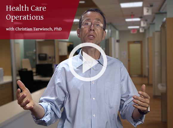 Video sample of Health Care Operations