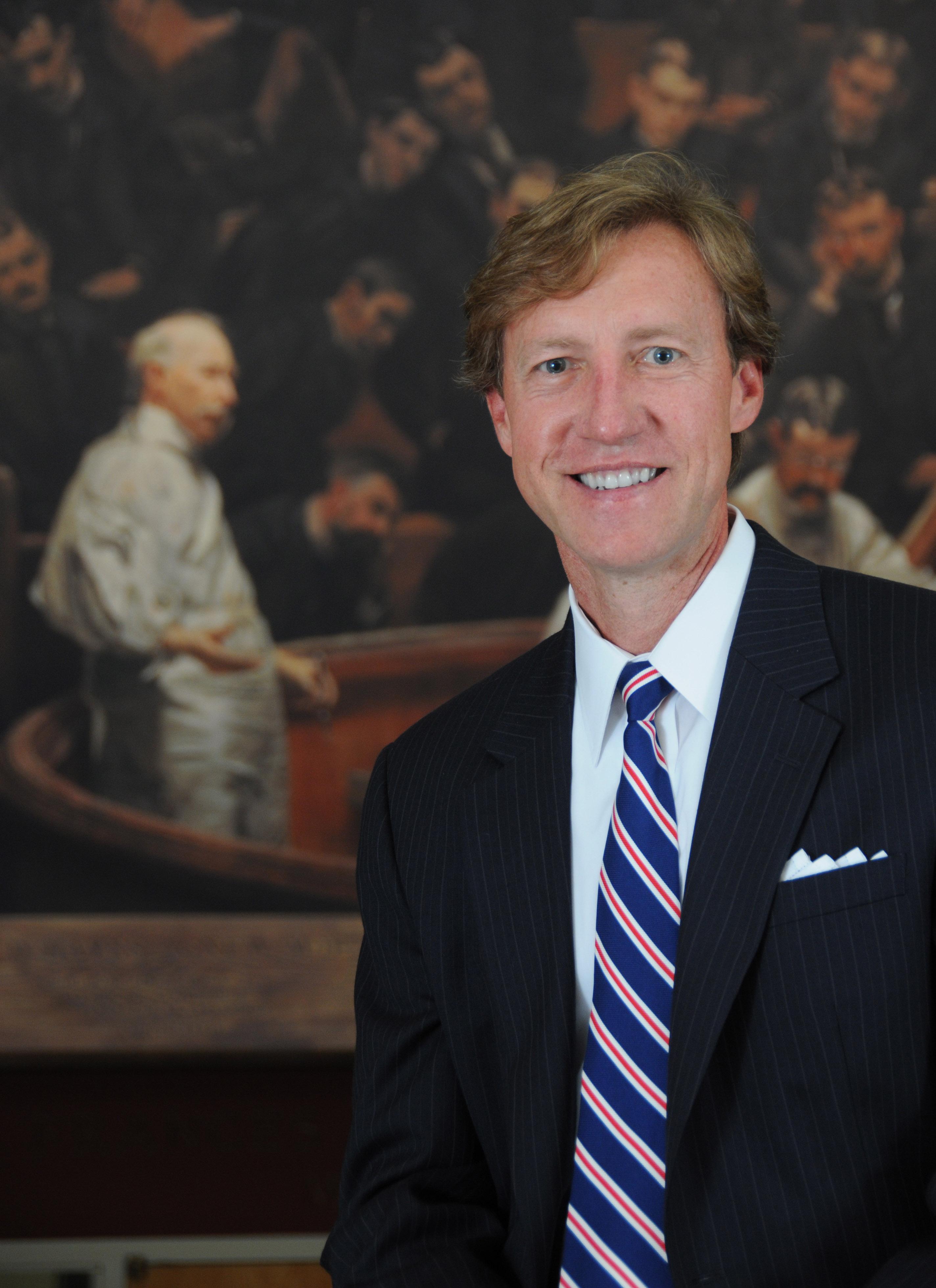 J. Larry Jameson, MD, PhD