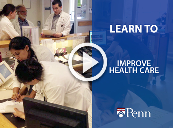 Online courses in health care innovation topics.